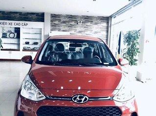 Bán ô tô Hyundai Grand i10 đời 2019, màu đỏ, giá chỉ 405 triệu