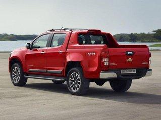 Bán Chevrolet Colorado sản xuất 2019, màu đỏ, nhập khẩu. Ưu đãi hấp dẫn