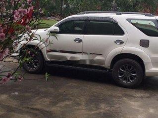 Bán ô tô Toyota Fortuner đời 2016, màu trắng, nhập khẩu nguyên chiếc còn mới, giá tốt