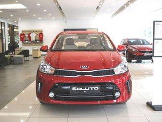 Bán Kia Soluto năm sản xuất 2019, màu đỏ, nhập khẩu nguyên chiếc