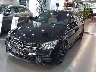 Bán xe Mercedes C300 AMG sản xuất 2019, màu đen