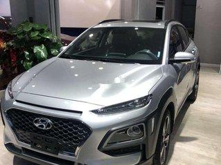Cần bán xe Hyundai Kona sản xuất năm 2019, màu bạc, 606tr
