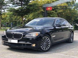 Cần bán BMW 7 Series 750Li sản xuất 2013, màu đen, xe nhập