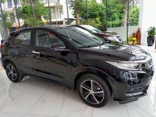 Bán Honda HR-V 2019, màu đen, nhập khẩu nguyên chiếc, giá 866tr