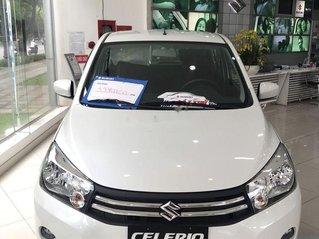 Bán xe Suzuki Celerio 2019, màu trắng, nhập khẩu, khuyến mãi khủng