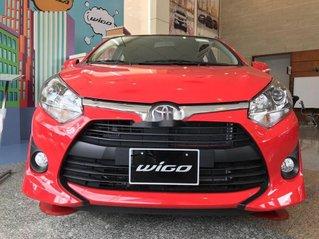 Bán Toyota Wigo đời 2019, màu đỏ, nhập khẩu. Giao ngay