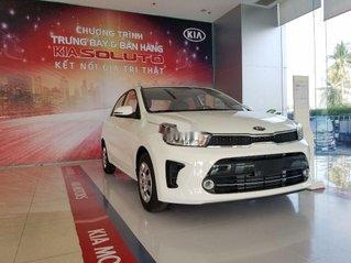 Bán ô tô Kia Soluto 2019, màu trắng, giá chỉ 399 triệu