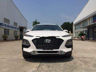Bán xe Hyundai Kona đời 2019, màu trắng