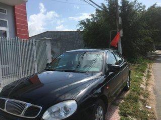 Bán xe Daewoo Leganza sản xuất 2000, màu đen, nhập khẩu