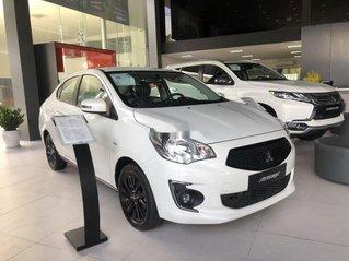 Bán xe Mitsubishi Attrage năm 2019, màu trắng, nhập khẩu