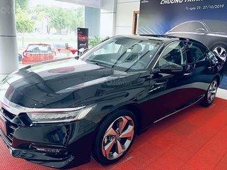 Bán xe Honda Accord 1.5 AT năm sản xuất 2019, màu đen, nhập khẩu