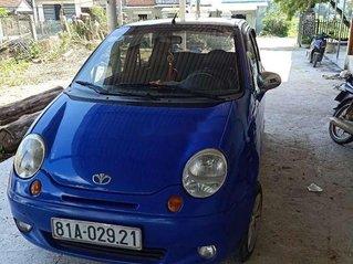Cần bán xe Daewoo Matiz năm sản xuất 2003, màu xanh lam, giá tốt