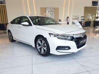 Cần bán Honda Accord đời 2019, màu trắng, nhập khẩu nguyên chiếc
