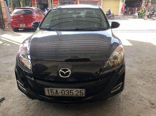 Xe Mazda 3 đời 2011, màu đen, xe nhập còn mới