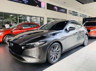 Bán xe Mazda 3 năm sản xuất 2019, màu xám