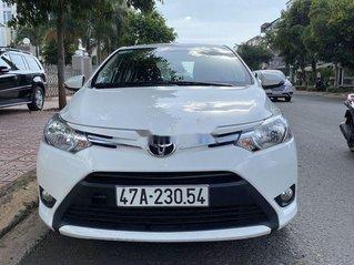 Cần bán gấp Toyota Vios đời 2018, màu trắng còn mới giá cạnh tranh