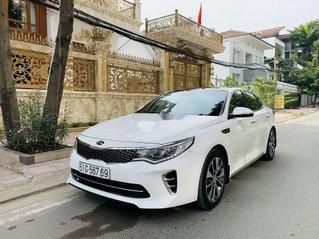 Bán Kia Optima năm 2018, màu trắng còn mới