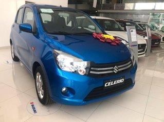 Cần bán xe Suzuki Celerio đời 2019, màu xanh lam, xe nhập, giá tốt