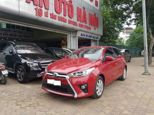 Bán Toyota Yaris đời 2017, màu đỏ, xe nhập còn mới, giá tốt