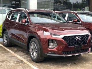 Bán Hyundai Santa Fe năm 2019, màu đỏ. Giao ngay