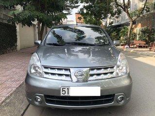 Cần bán Nissan Livina năm 2010, màu xám, nhập khẩu nguyên chiếc còn mới, giá chỉ 335 triệu