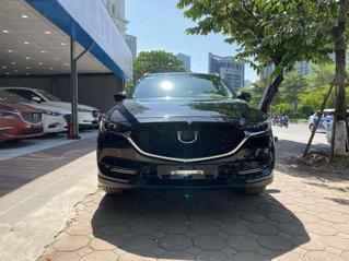 Bán Mazda CX 5 đời 2018, màu đen còn mới