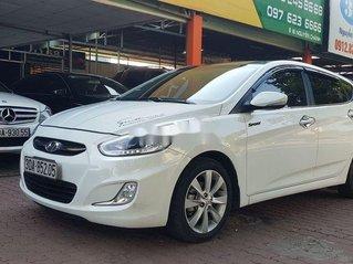 Bán Hyundai Accent năm sản xuất 2015, màu trắng, xe nhập còn mới