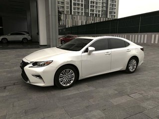 Bán Lexus ES sản xuất 2017, màu trắng, nhập khẩu nguyên chiếc còn mới