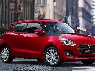 Bán Suzuki Swift sản xuất năm 2019, màu đỏ, xe nhập, giá tốt