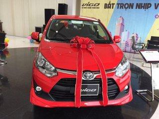 Bán Toyota Wigo MT sản xuất năm 2019 giá cạnh tranh, giao nhanh toàn quốc