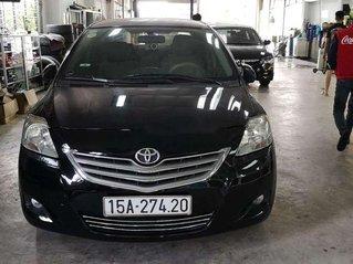 Cần bán xe Toyota Vios 2009, màu đen còn mới, giá chỉ 315 triệu