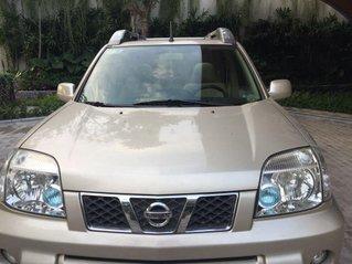 Bán Nissan X trail năm sản xuất 2006, màu vàng, xe nhập còn mới