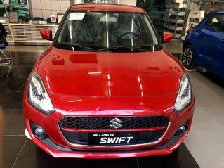 Bán Suzuki Swift GLX 1.2 AT đời 2019, màu đỏ, nhập từ Thái, mới 100%