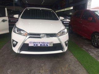 Xe Toyota Yaris sản xuất 2017, màu trắng, nhập khẩu nguyên chiếc còn mới