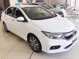 Cần bán xe Honda City sản xuất 2019, màu trắng, giá 599tr