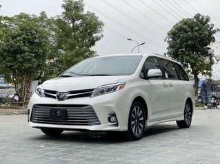 Cần bán xe Toyota Sienna Limited model 2020, màu trắng, xe nhập Mỹ giá tốt