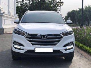 Bán Hyundai Tucson 2016, màu trắng, nhập khẩu nguyên chiếc còn mới