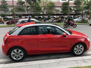 Cần bán gấp Audi A1 năm 2010, màu đỏ, nhập khẩu còn mới