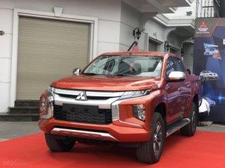 Bán tải Triton 4x2 AT MIVEC nhập khẩu giá chỉ 600 triệu, Mitsubishi Quảng Ninh giá tốt