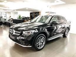 Cần bán xe Mercedes GLC 300 4MATIC đời 2019, màu đen