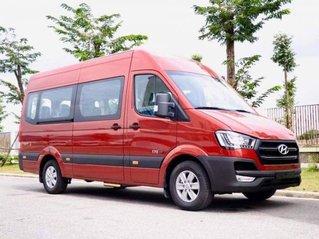 Bán xe Hyundai Solati Limited đời 2019, màu đỏ, nhập khẩu