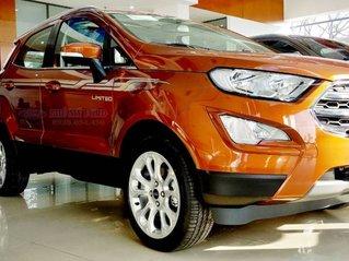 Bán nhanh với giá thấp chiếc Ford EcoSport đời 2019, giá cạnh tranh thị trường