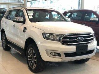 Bán nhanh với giá thấp chiếc Ford Everest Ambient AT, năm sản xuất 2019, xe nhập