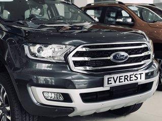 Cần bán xe Ford Everest Titanium năm sản xuất 2019, nhập khẩu, giao nhanh