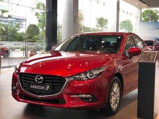 Bán Mazda 3 Deluxe sản xuất năm 2019, màu đỏ, có săn xe, giao nhanh toàn quốc