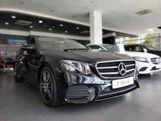 Bán Mercedes-Benz E300 AMG đời 2019 hỗ trợ trả góp 80%, lãi suất ưu đãi
