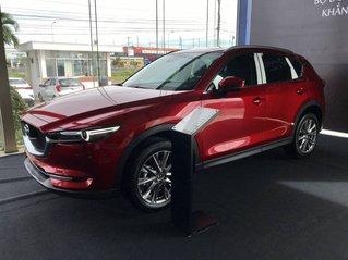 Bán xe Mazda CX 5 Deluxe năm 2019, màu đỏ, có săn xe, giao nhanh toàn quốc
