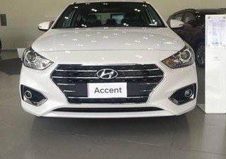 Cần bán xe Hyundai Accent 1.4L năm sản xuất 2019, màu trắng