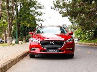 Cần bán xe Mazda 3 sản xuất 2019, màu đỏ, giao xe nhanh