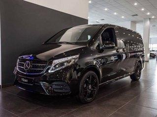 Bán xe Mercedes V250 Luxury đời 2019, màu đen, nhập khẩu nguyên chiếc